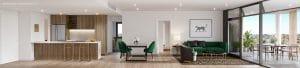 Matheson interiro apartment type h