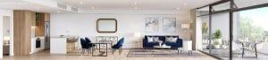 Matheson interiro apartment type i